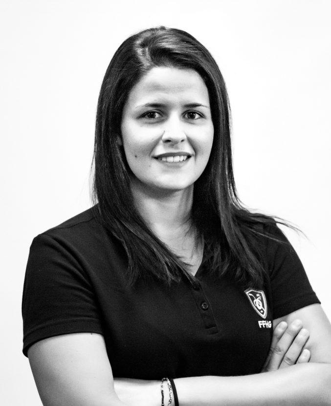 EDF – Face à face avec Caroline Baldin, gardienne de l'équipe de France.