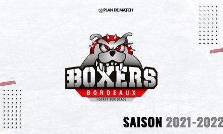 Nouveau cycle pour les Boxers de Bordeaux