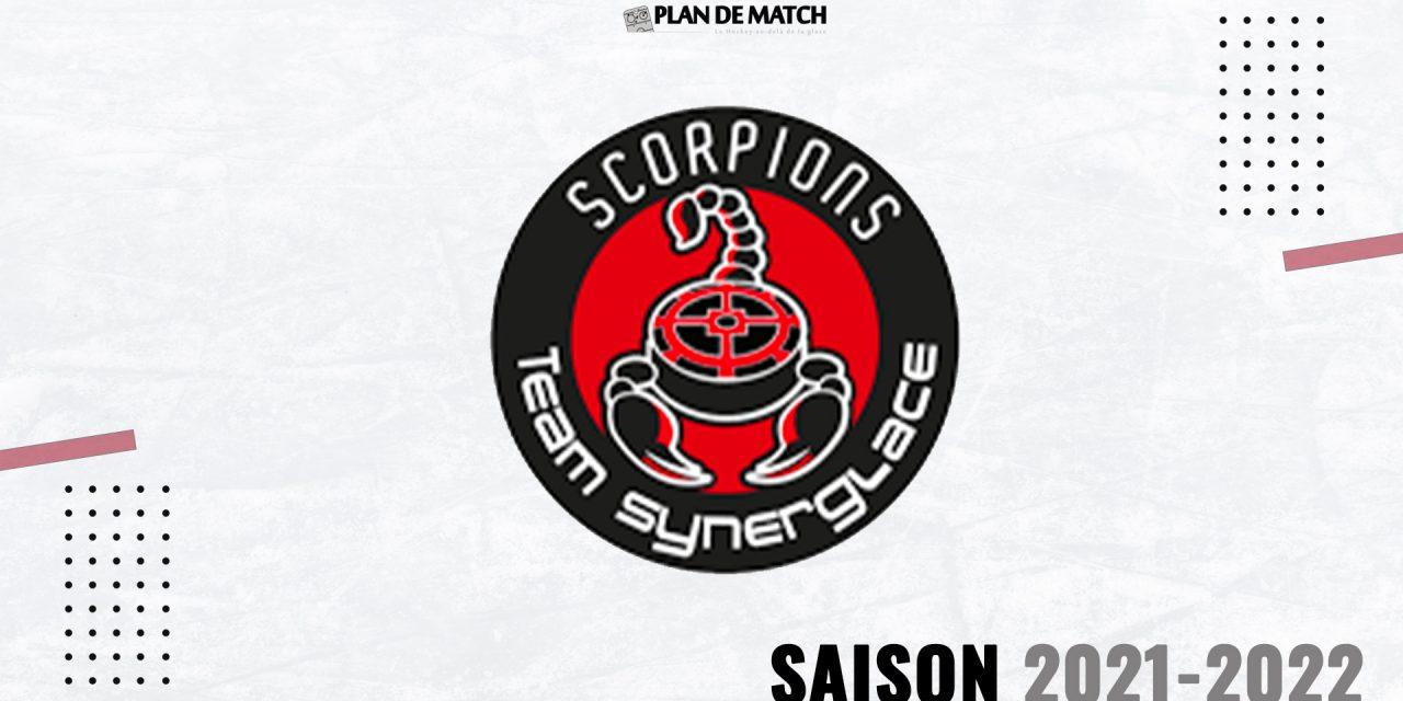 Les Scorpions de Mulhouse doivent en gagner deux de plus