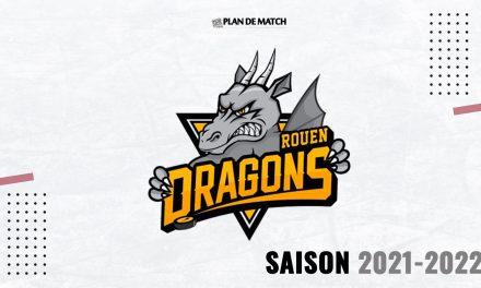 Un été mouvementé pour les Dragons de Rouen