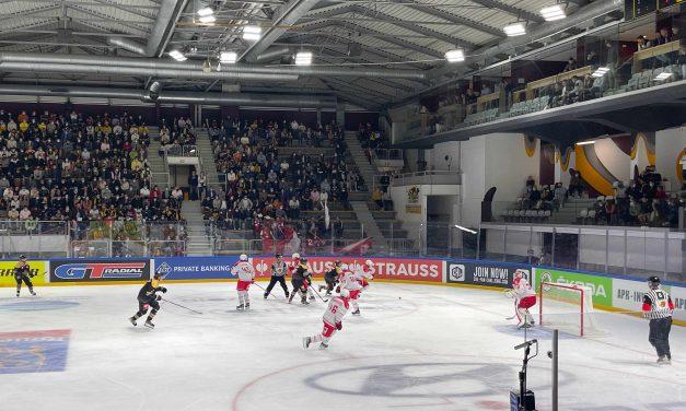 CHL – J4 : Rouen n'a rien pu faire face à Klagenfurt
