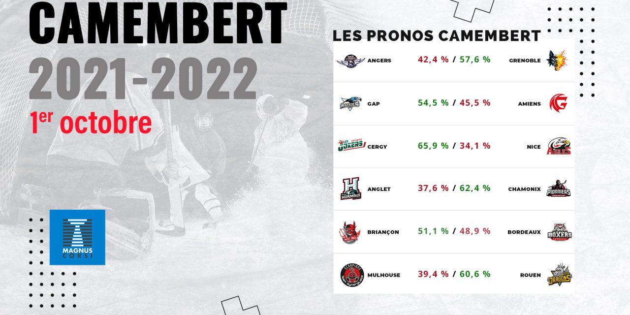 Ligue Magnus : Six matchs, un choc Angers reçoit Grenoble