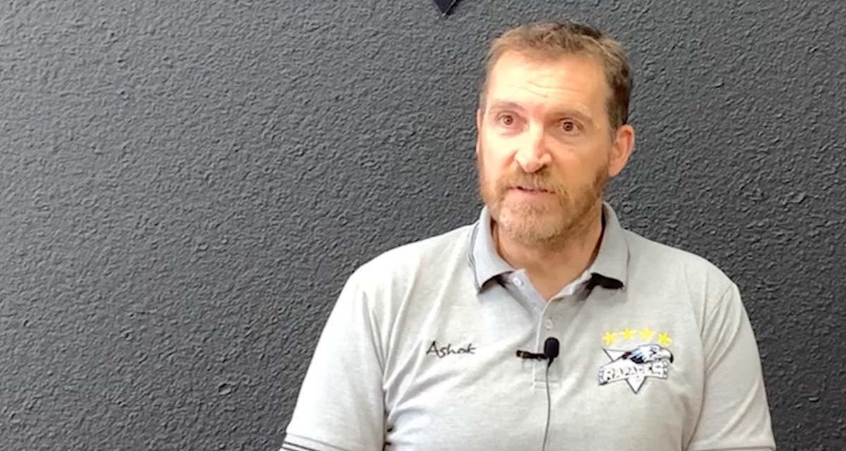Eric Blais (Rapaces de Gap): le niveau de la Magnus est monté, il va falloir challenger